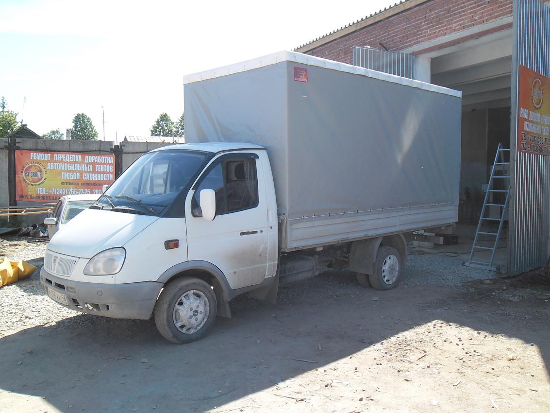 Фургон с верхней загрузкой своими руками 93